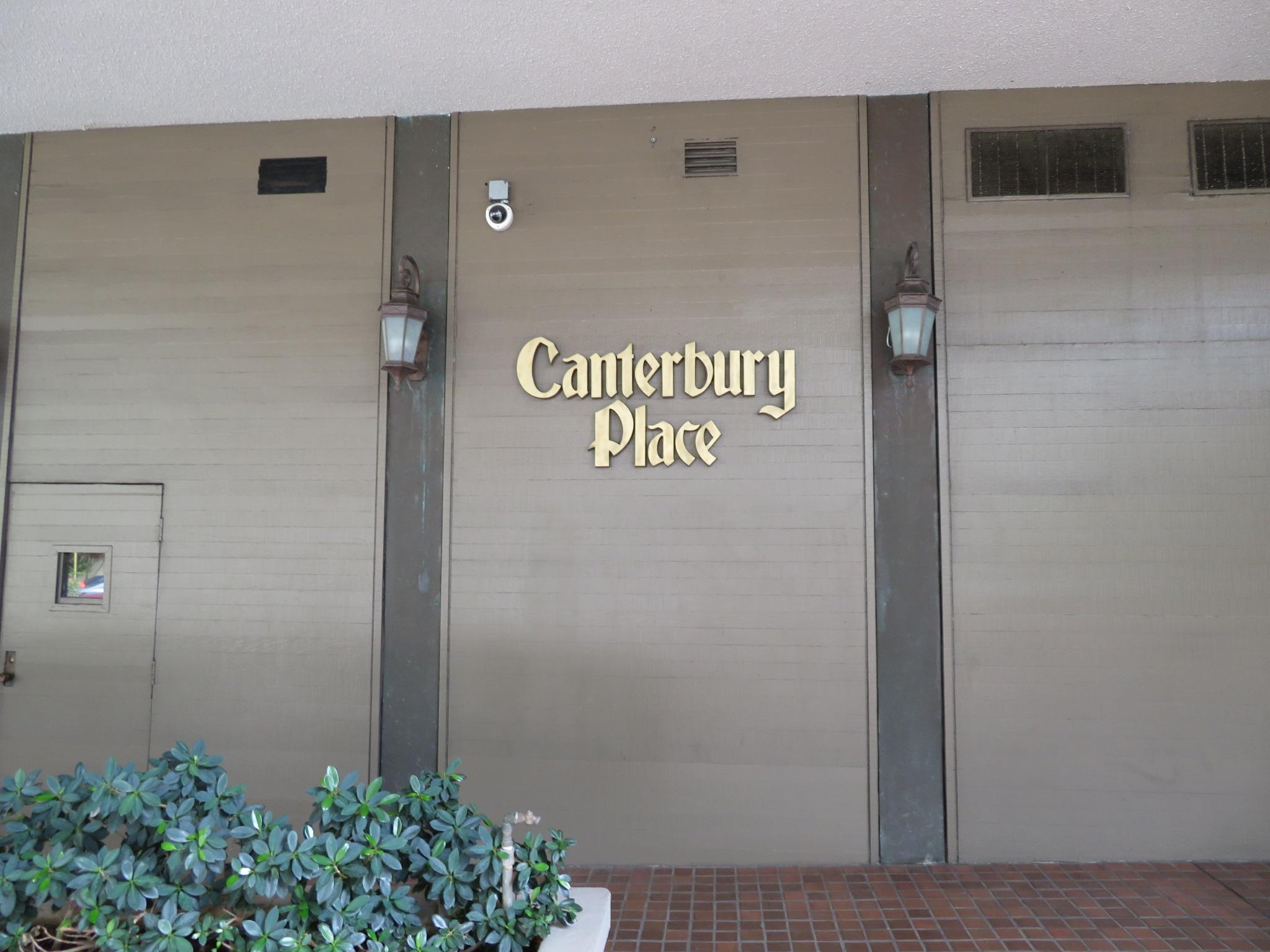 カンタベリー・プレイス / Canterbury Place