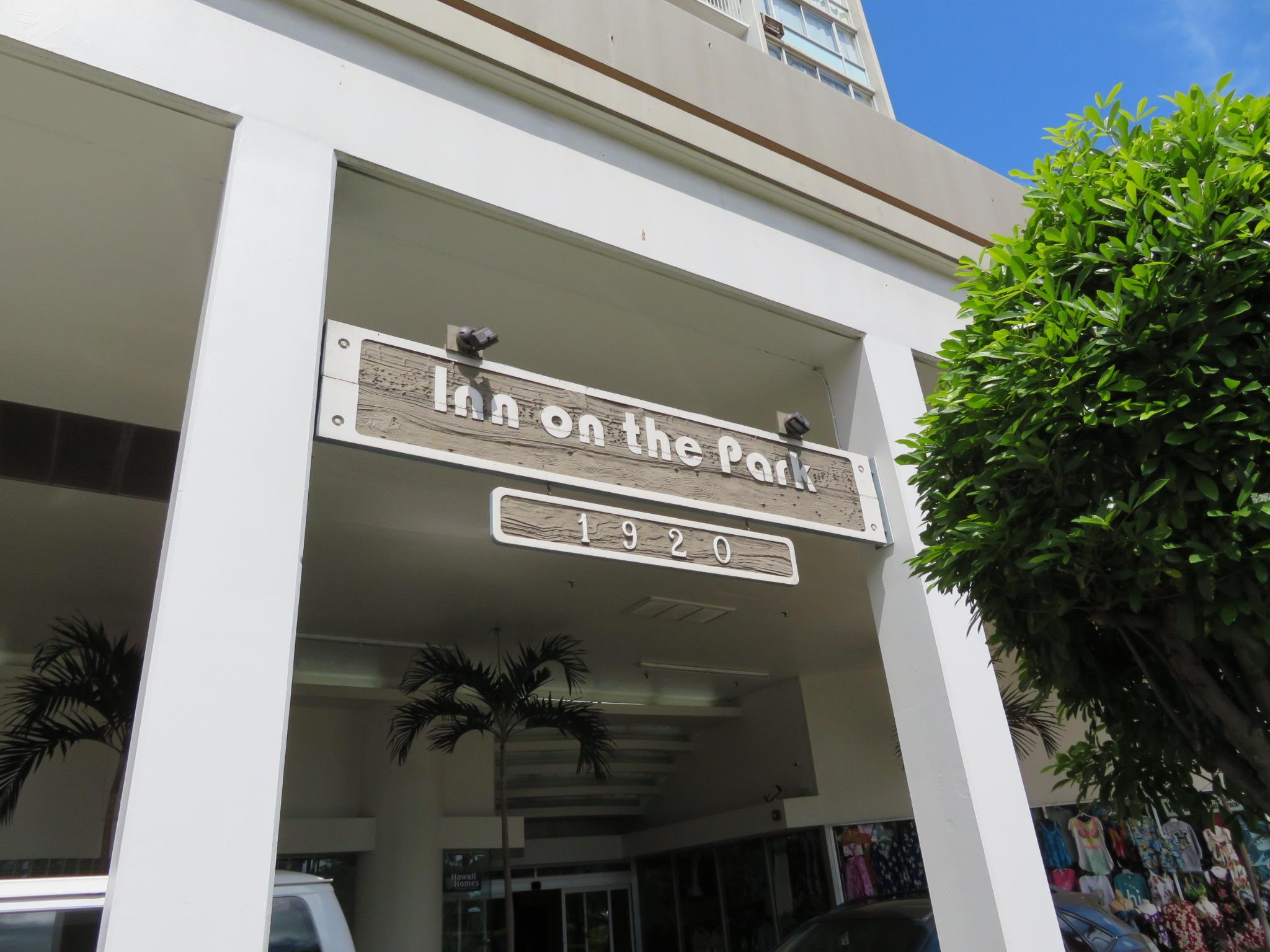 イン・オン・ザ・パーク / Inn On The Park
