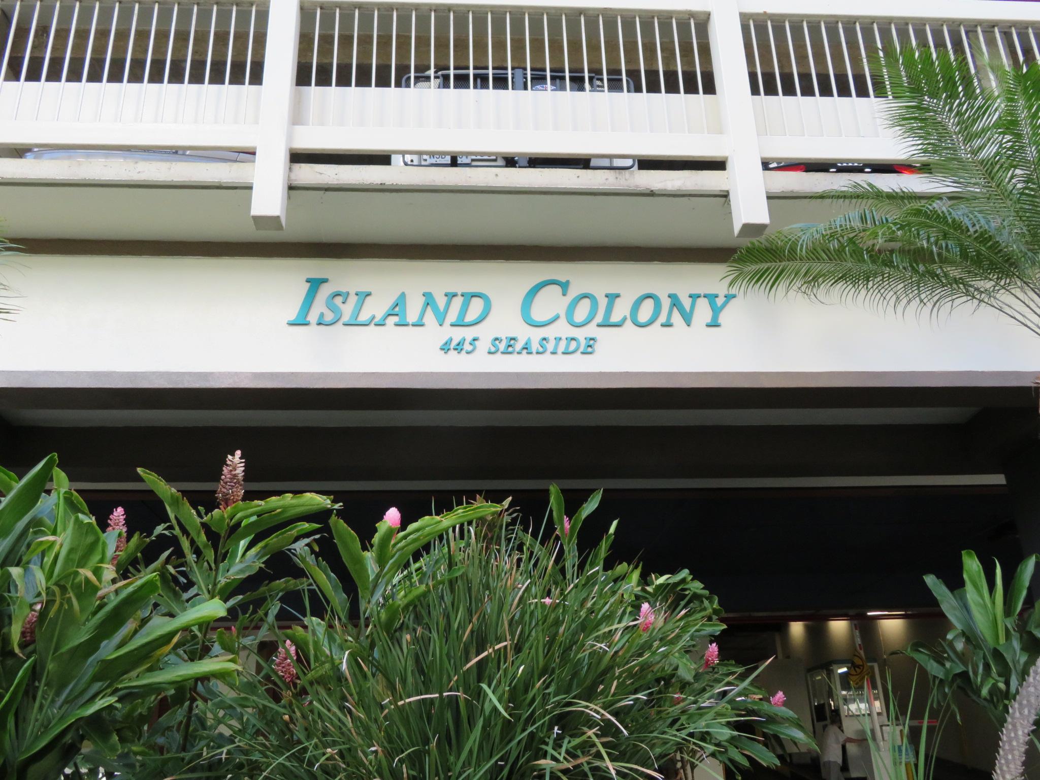 アイランド・コロニー / Island Colony