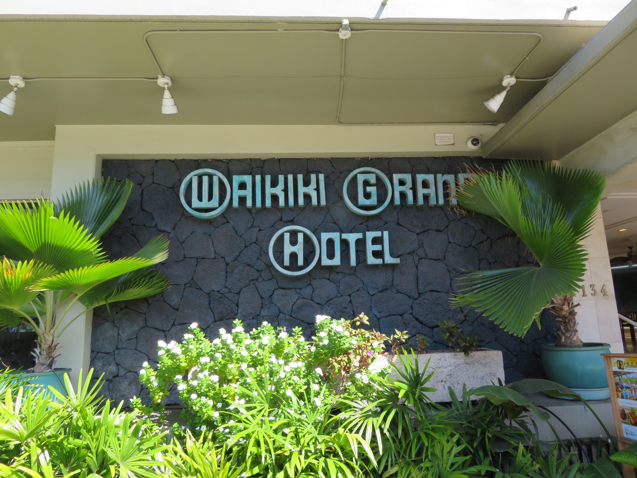ワイキキ・グランド・ホテル / Waikiki Grand Hotel