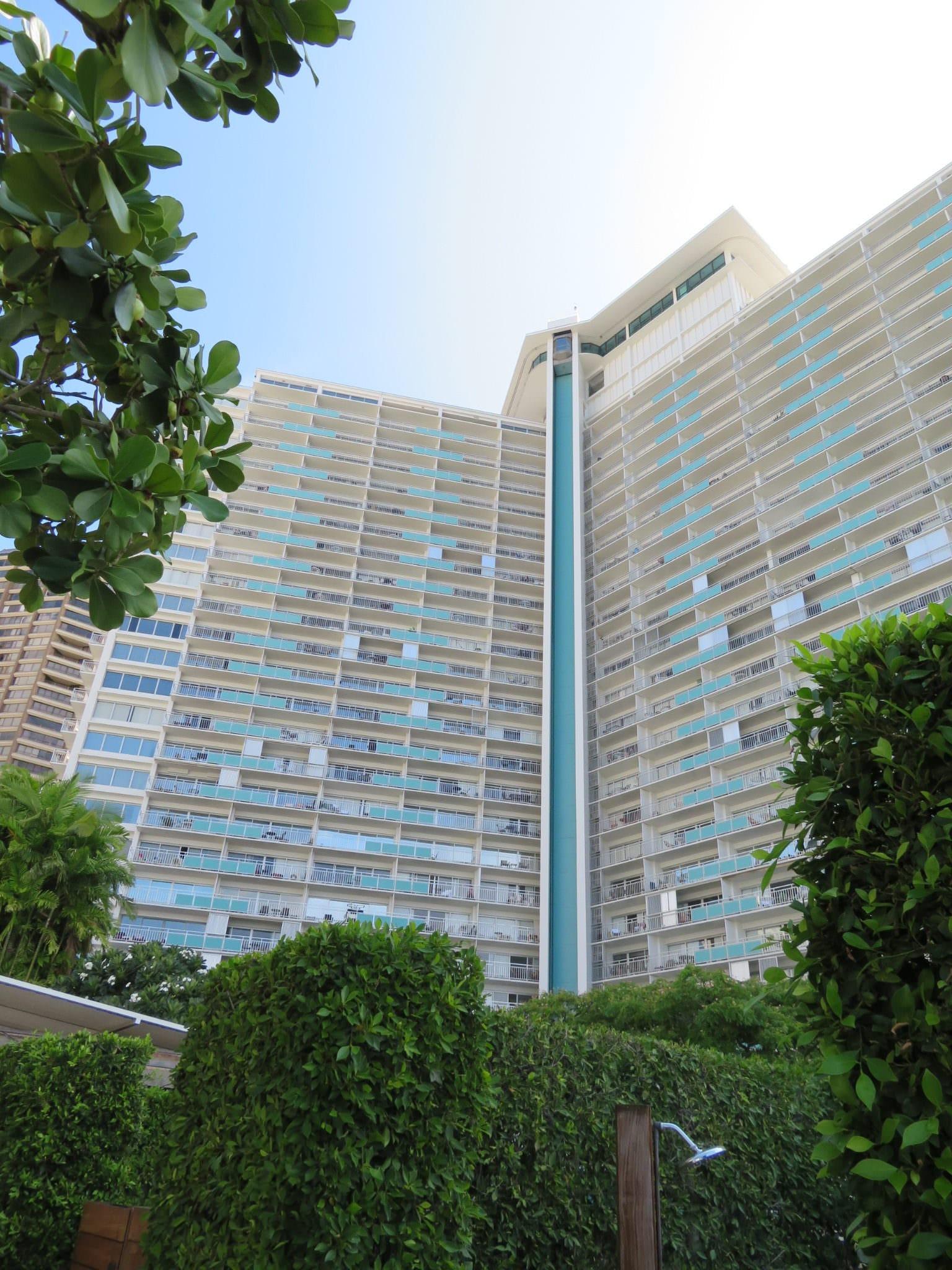 イリカイ・アパートメント / Ilikai Apartment