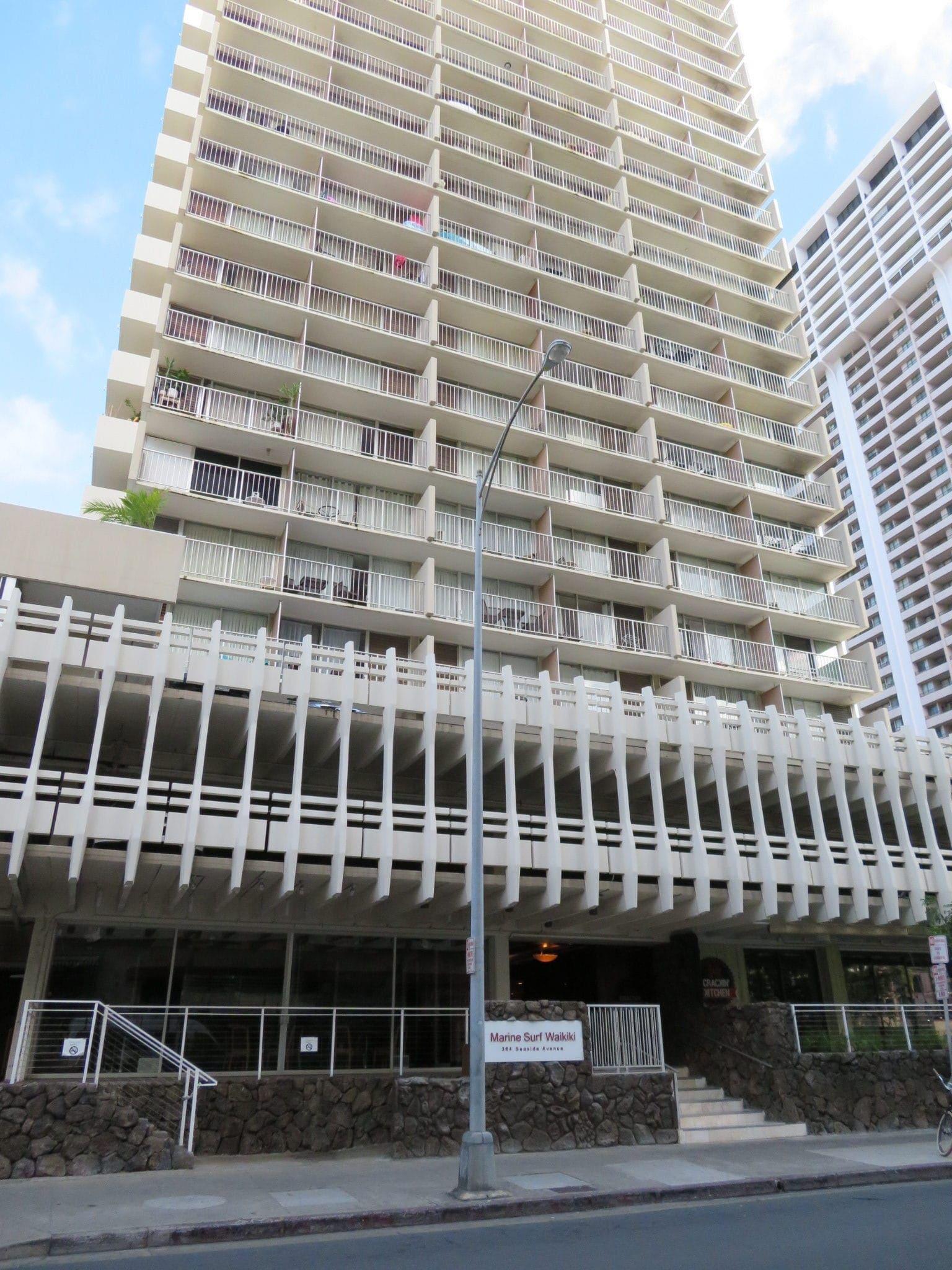 マリンサーフ・ワイキキ / Marine Surf Waikiki