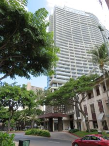 ザ・リッツ・カールトン・レジデンス・ワイキキ / The Ritz-Carlton Residences Waikiki Beachの外観