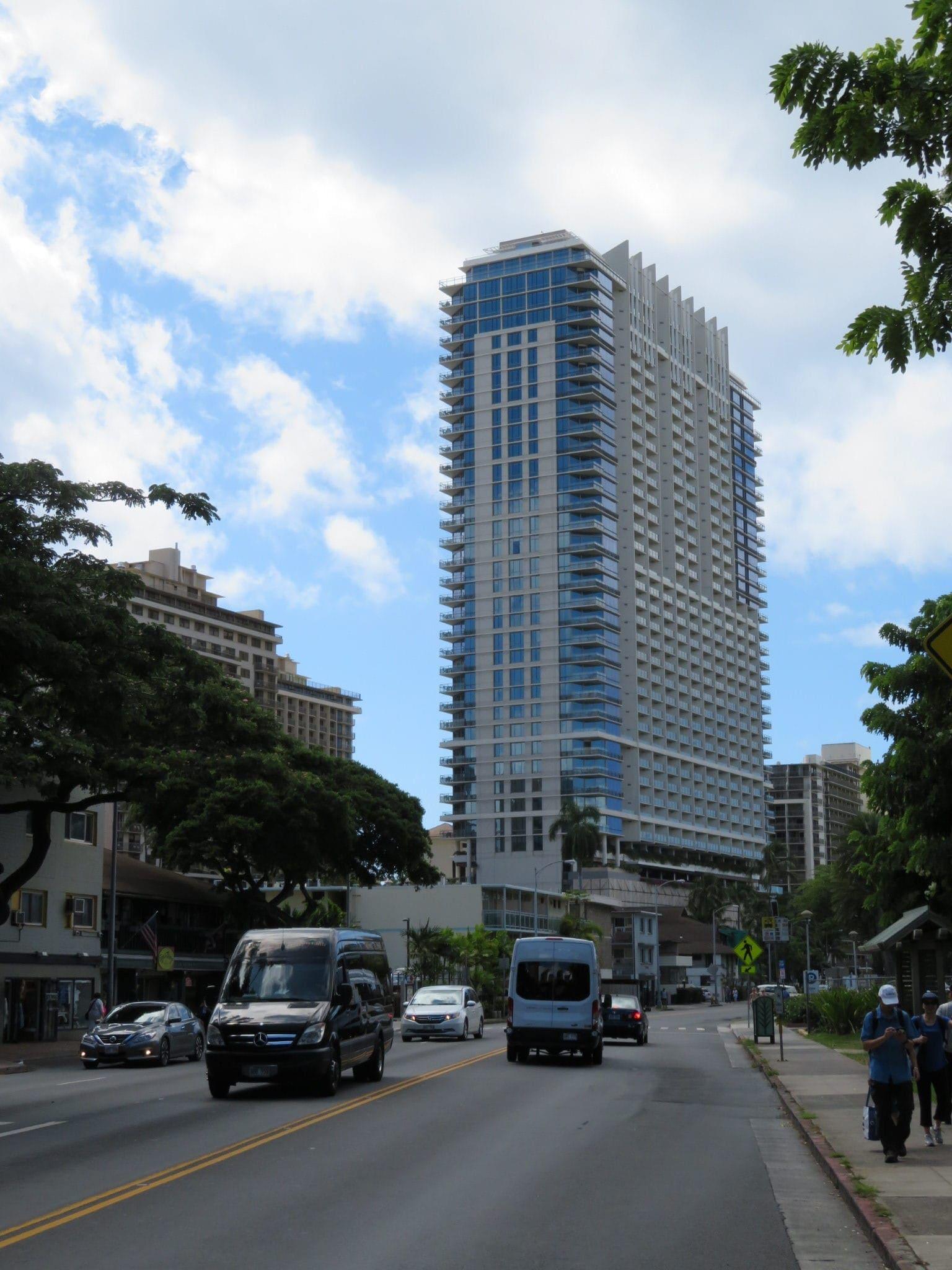 トランプ・タワー・ワイキキ / Trump Tower Waikiki