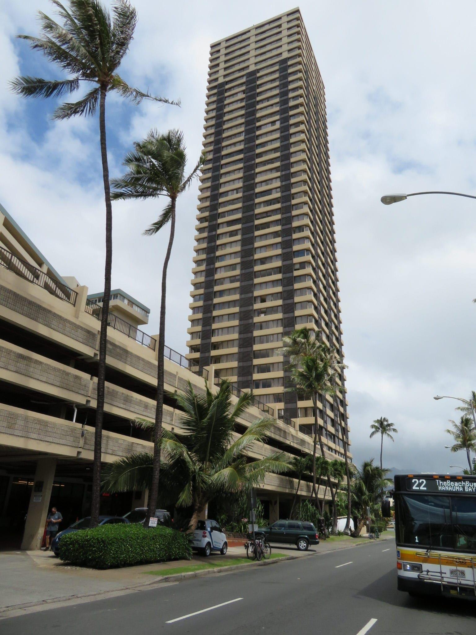 ワイキキ・ランドマーク / Waikiki Landmark