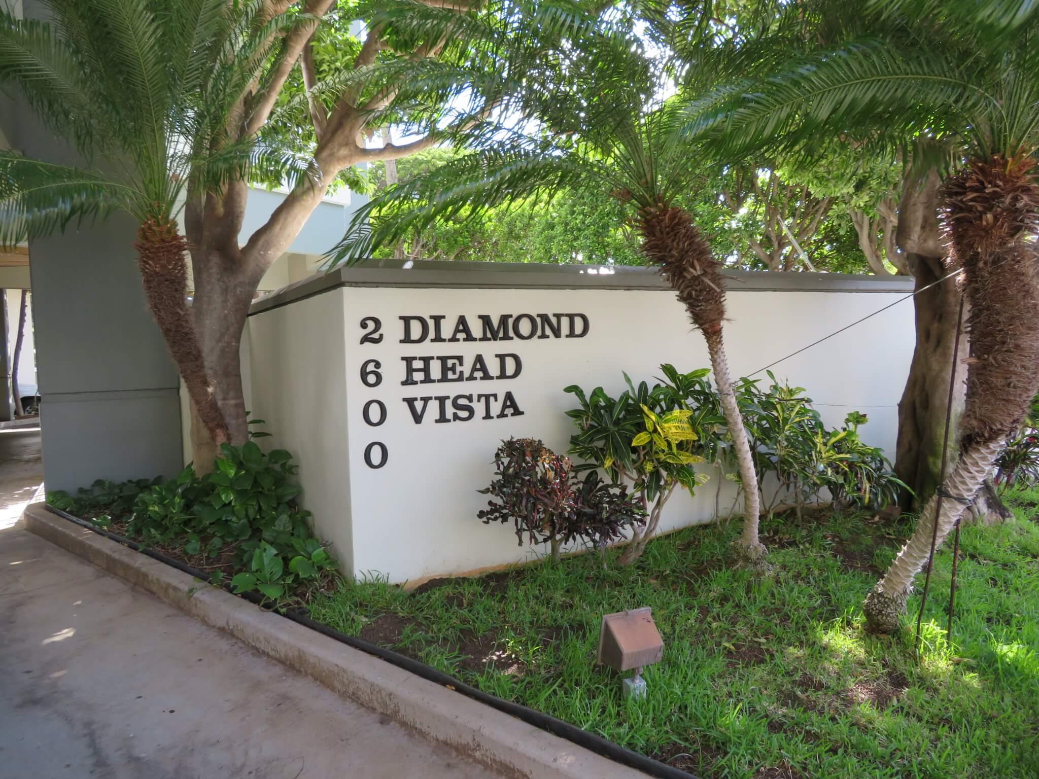 ダイヤモンドヘッド・ヴィスタ / Diamond Head Vista