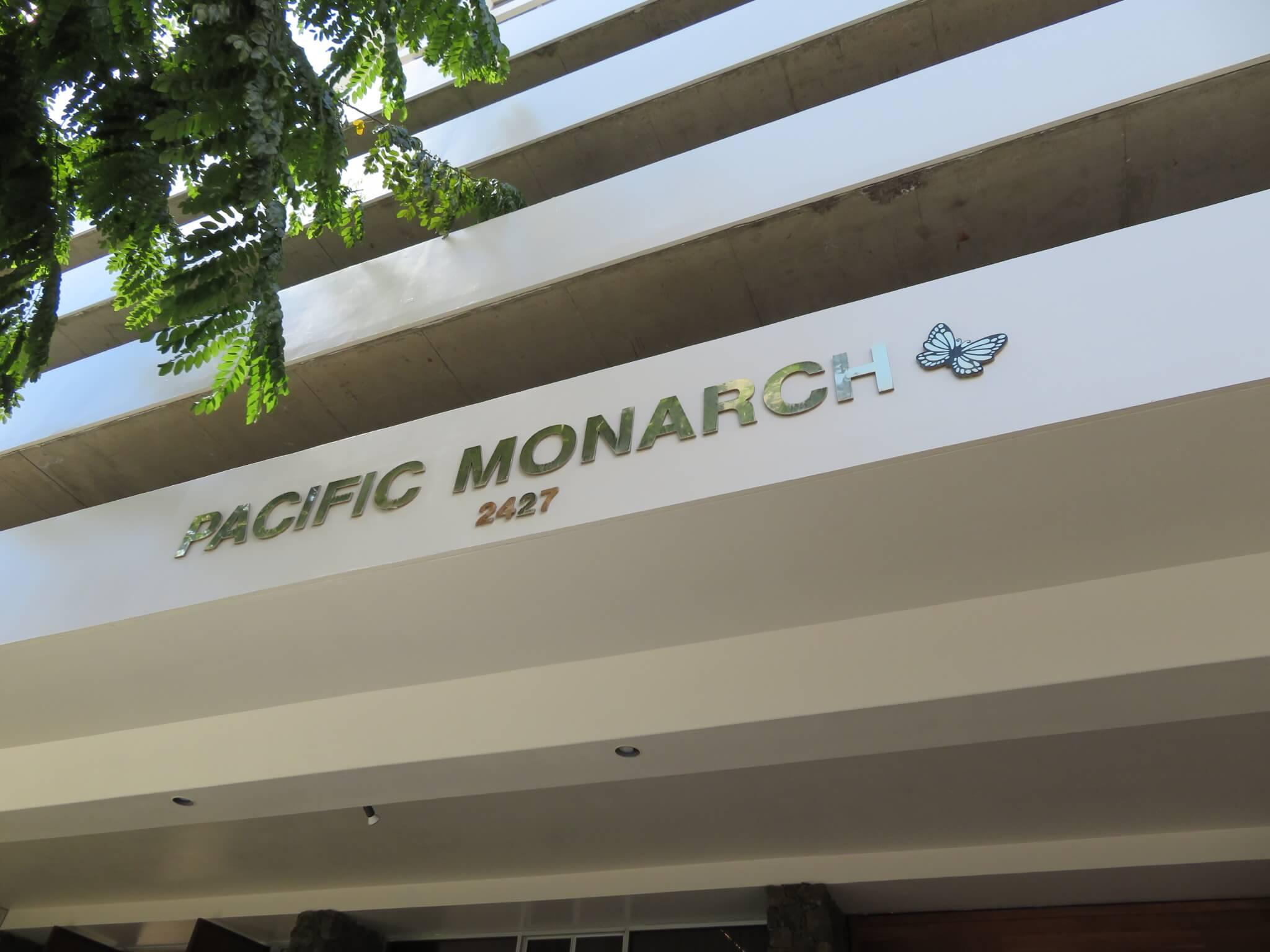 パシフィック・モナーク / Pacific Monarch