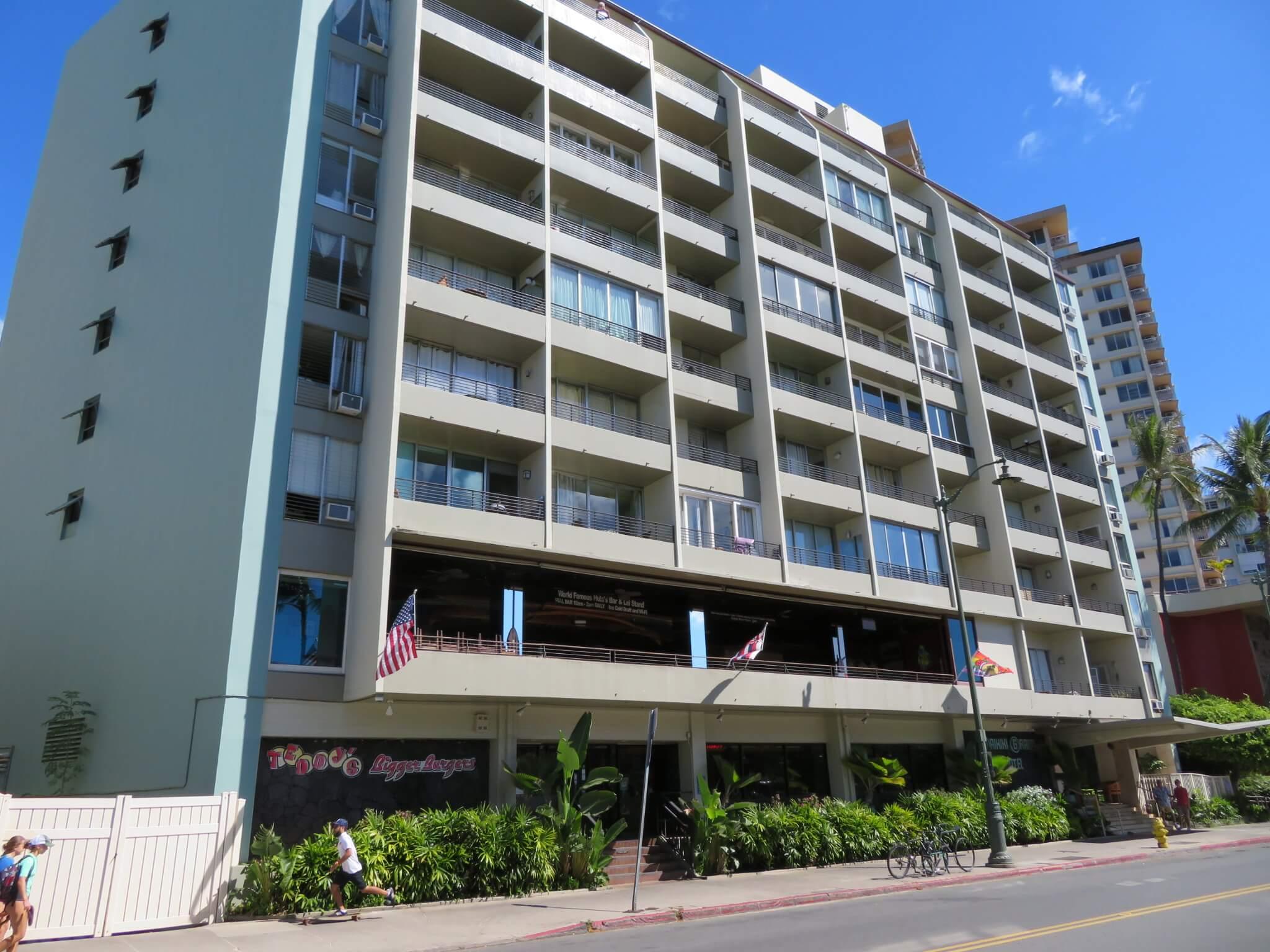 ワイキキ・グランドホテル / Waikiki Grand Hotel