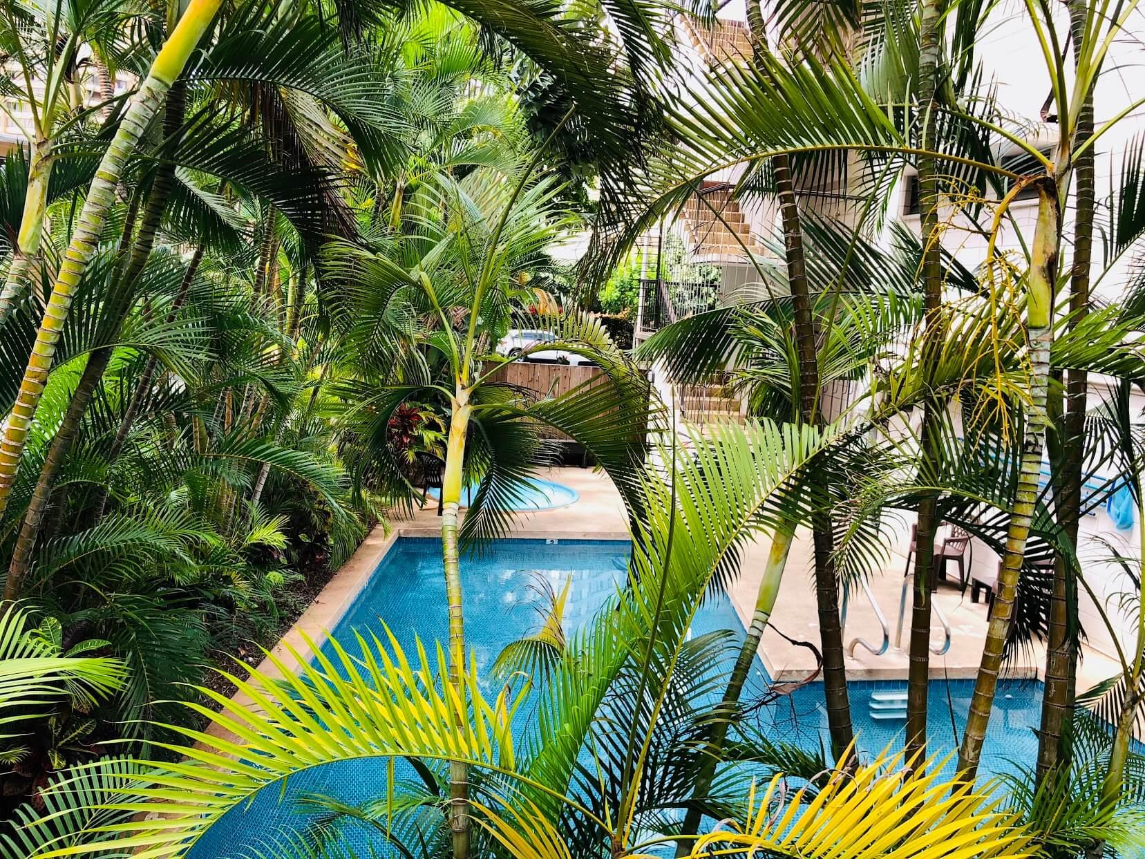 Kaioo Terraceのプール