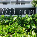 2233 Ala Waiの看板