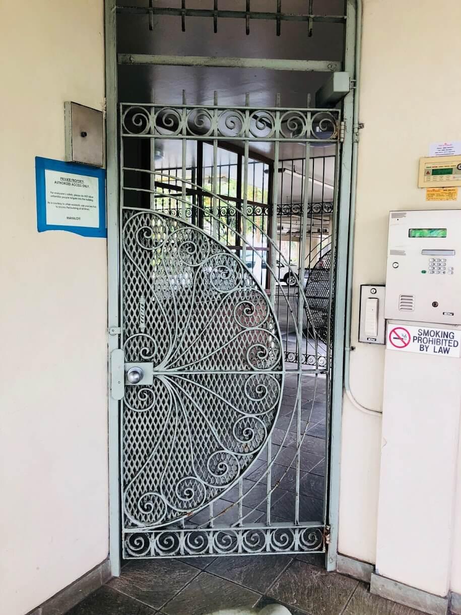 Ala Wailaniの扉