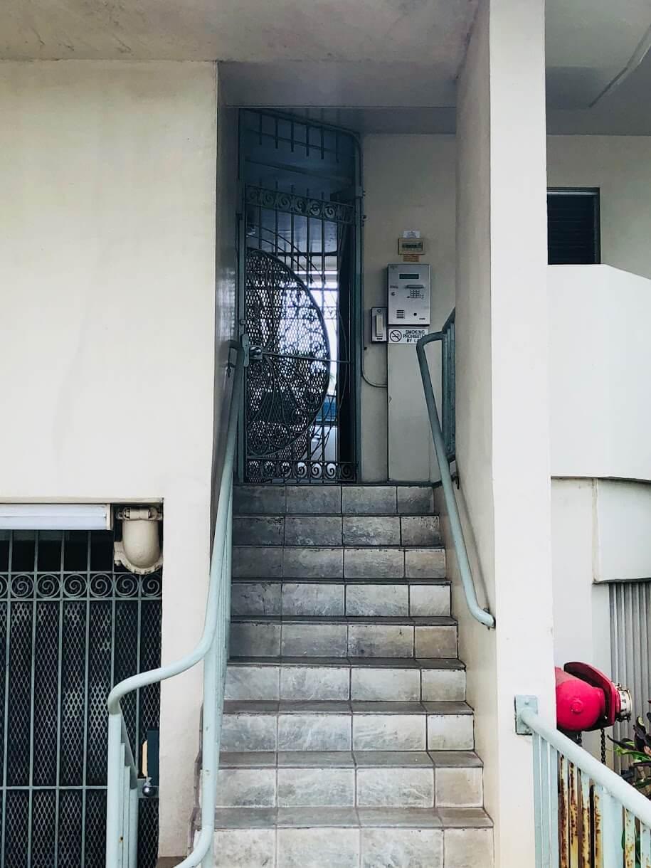 Ala Wailaniの入り口