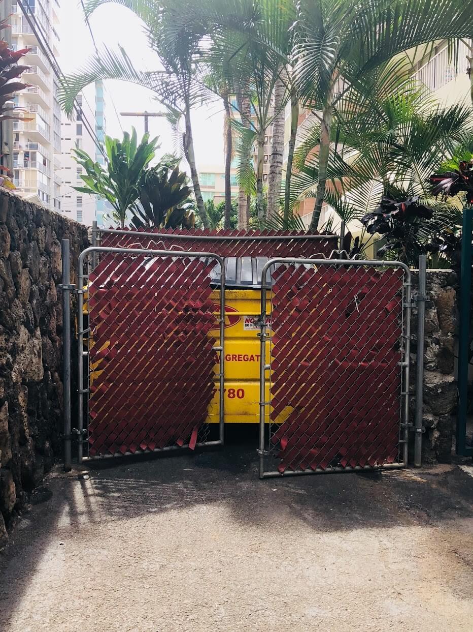 Cabana At Waikikiの扉