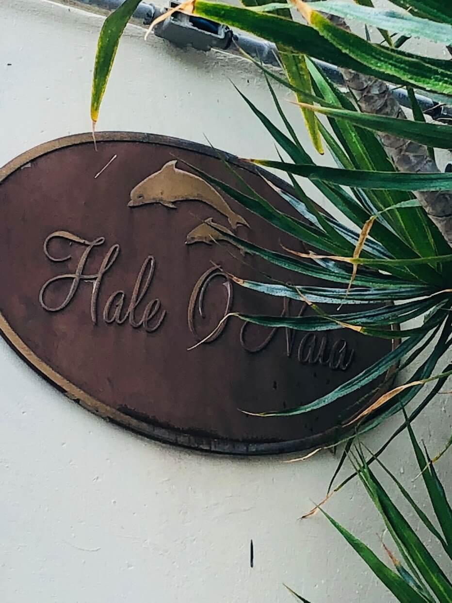Hale O Nai`aのロゴ