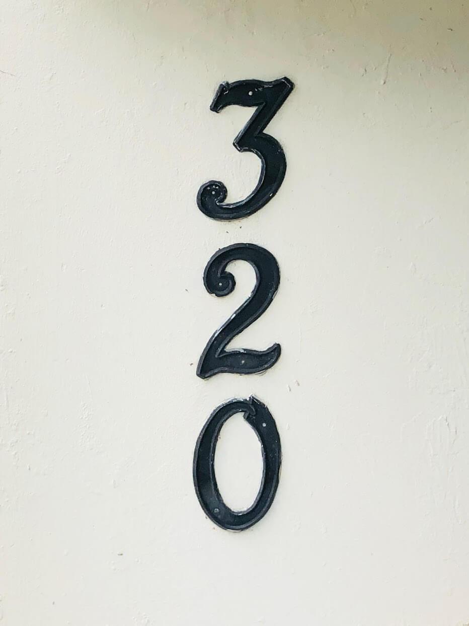 Hale O Nai`aの番号