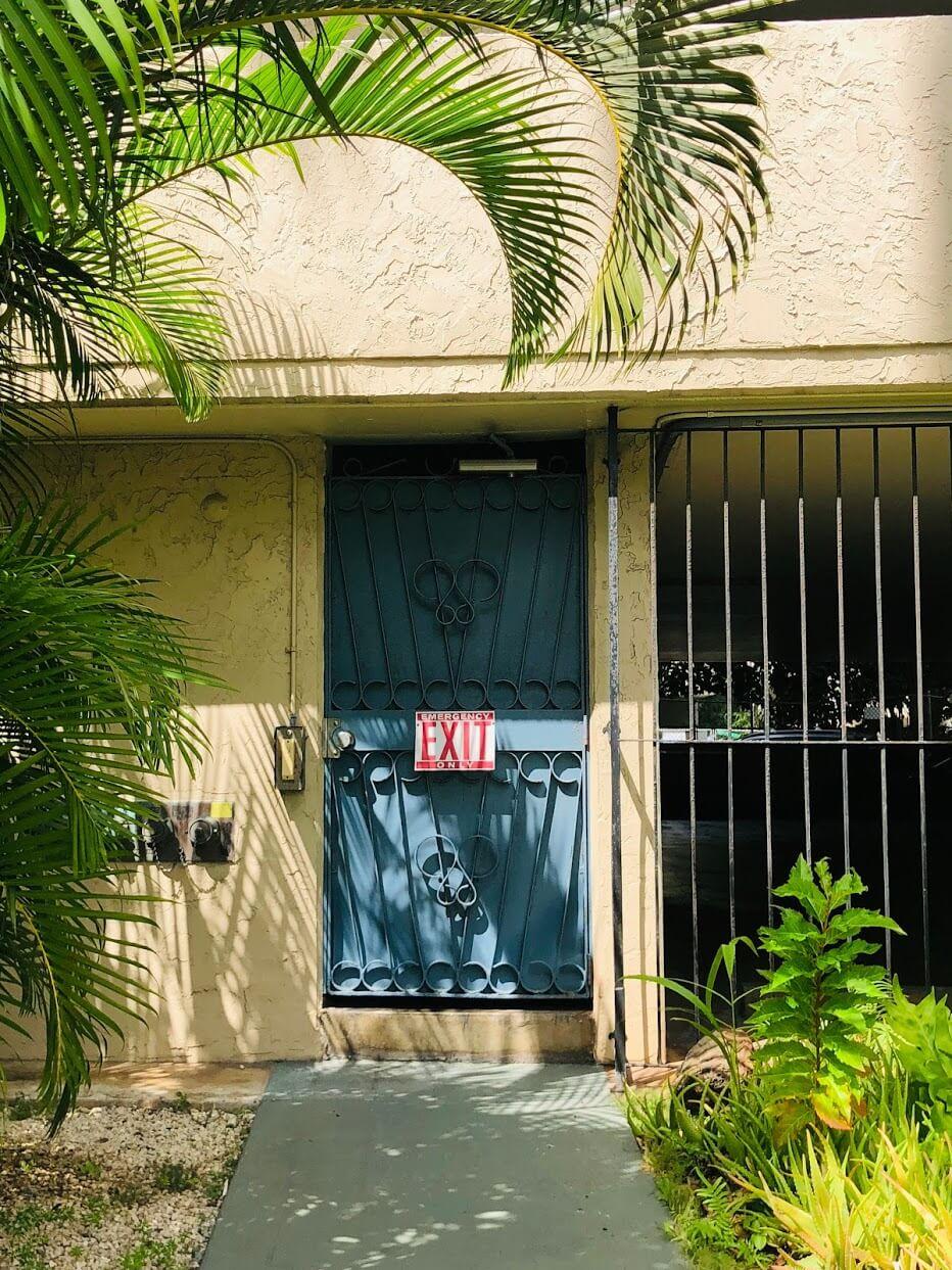 La Casaの扉