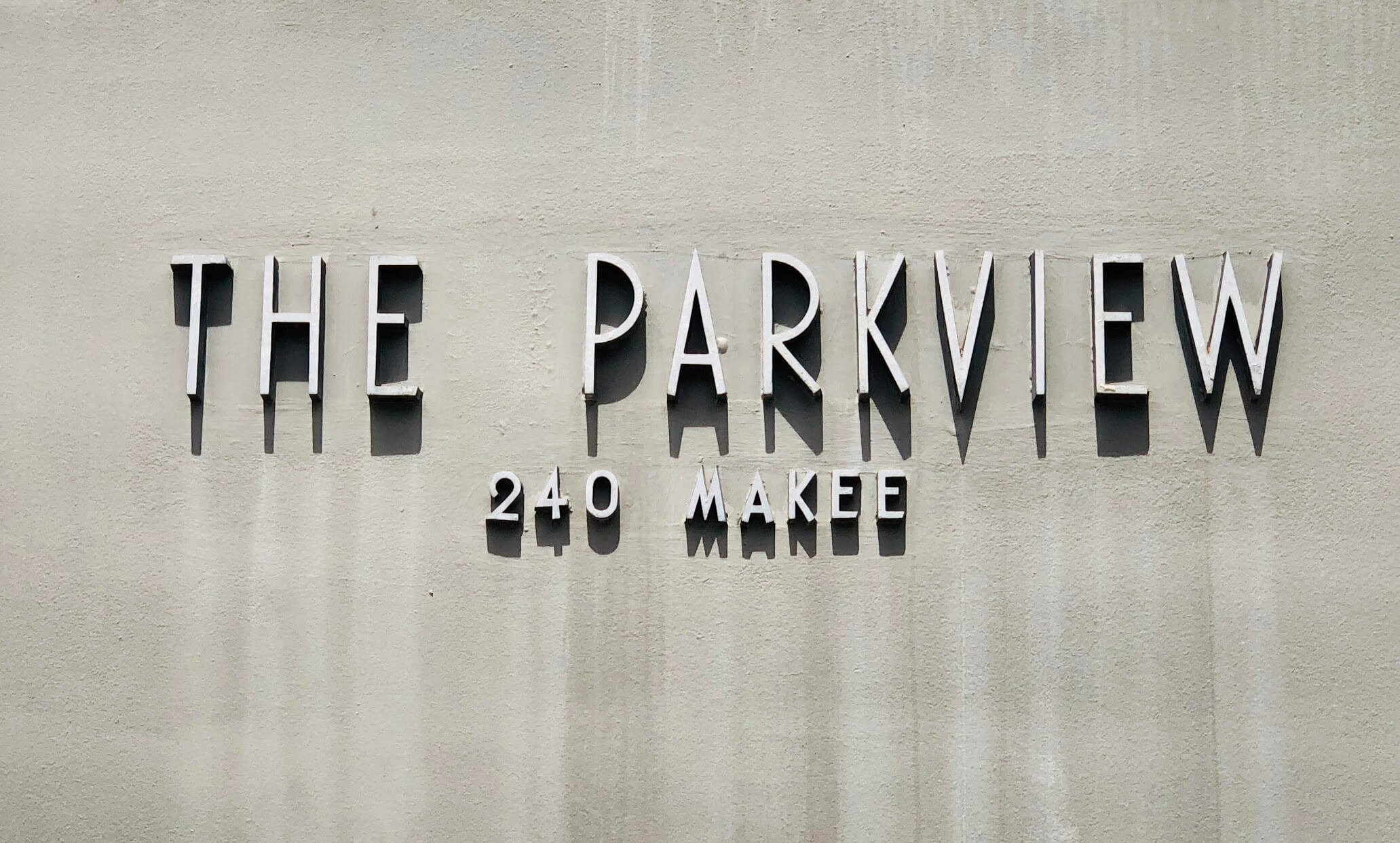Parkviewのロゴ