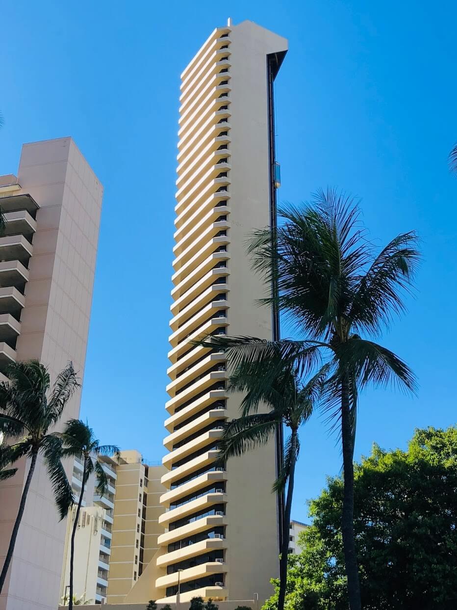 Waikiki Marinaの外観