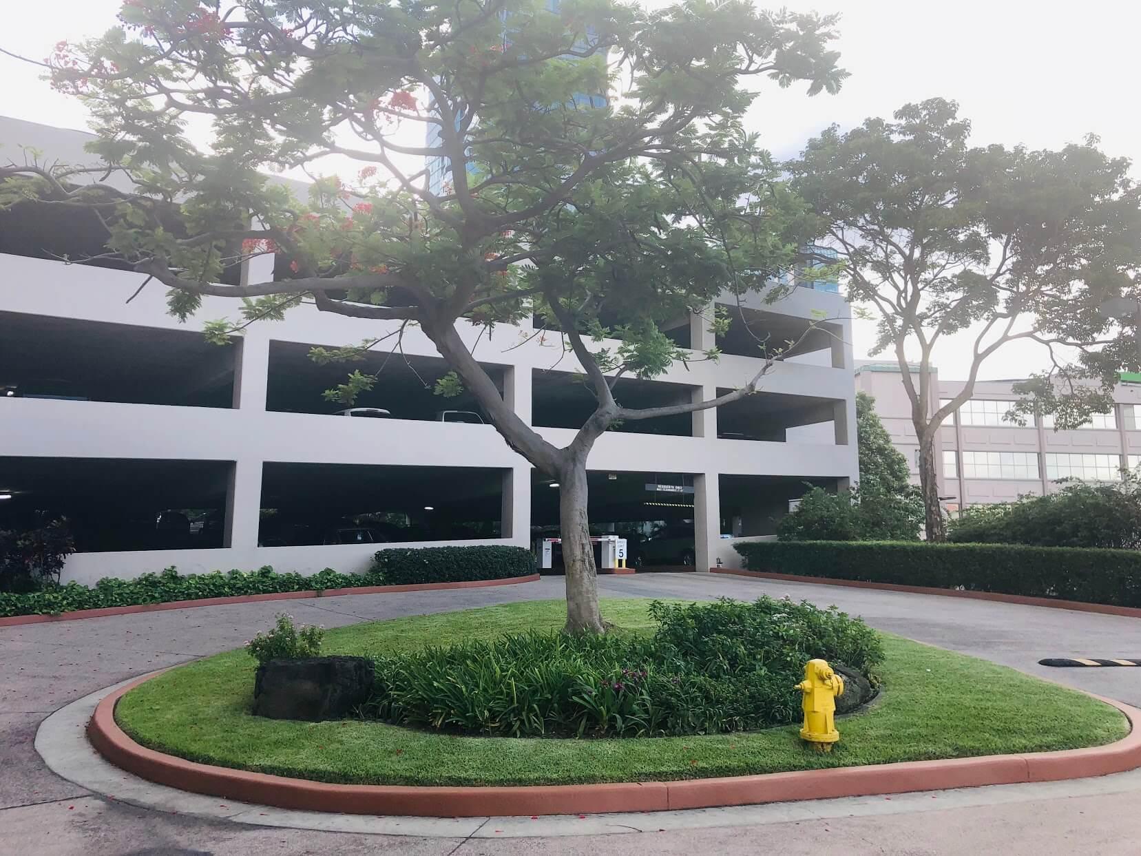 1133 Waimanuの駐車場