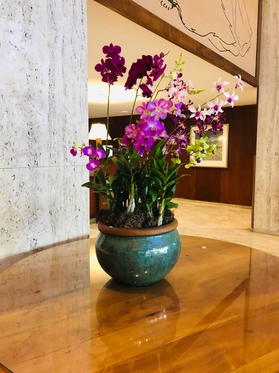 1350 Ala Moanaの花瓶