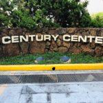 Century Centerの看板