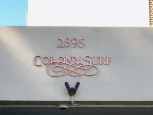 コロニー・サーフ / Colony Surf