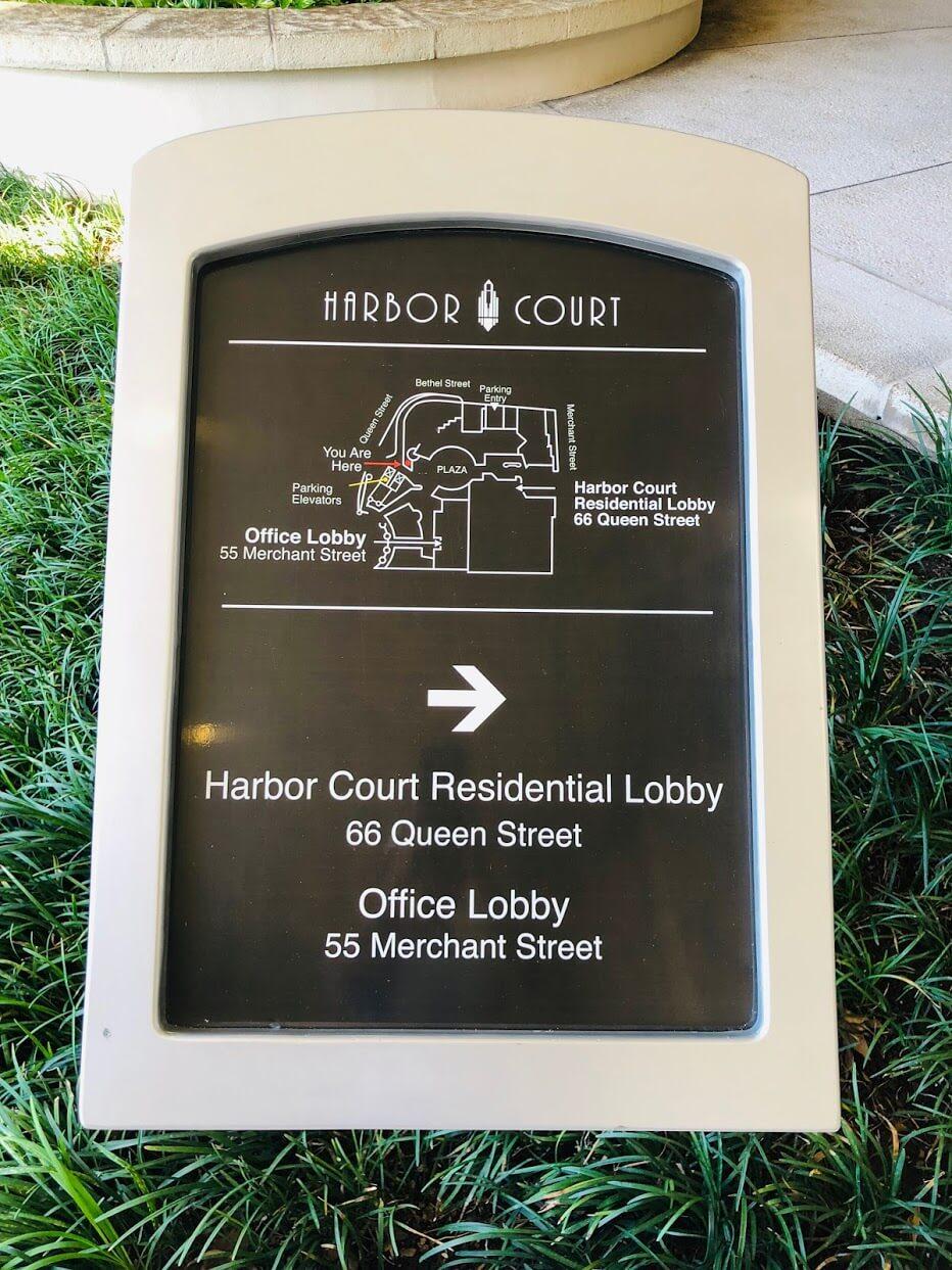 Harbor Courtの案内