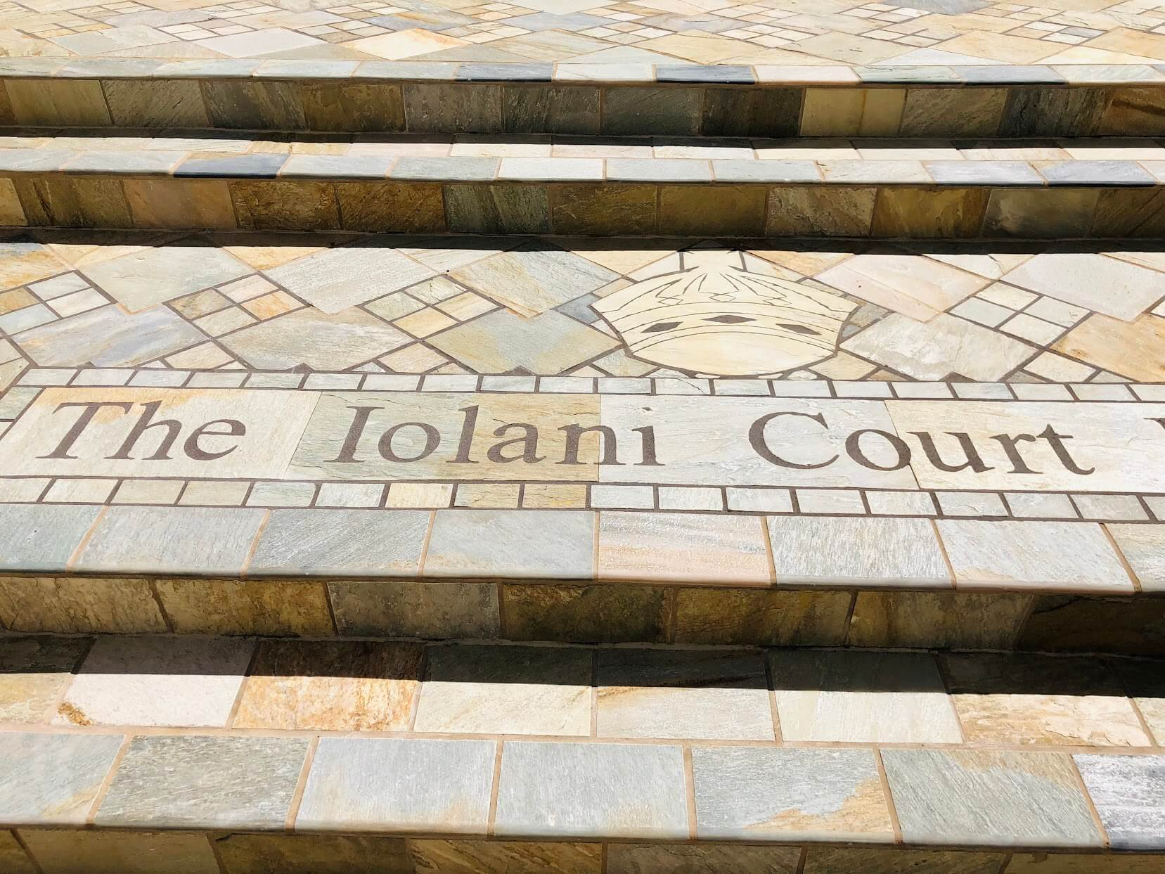 Iolani Court Plazaのロゴ