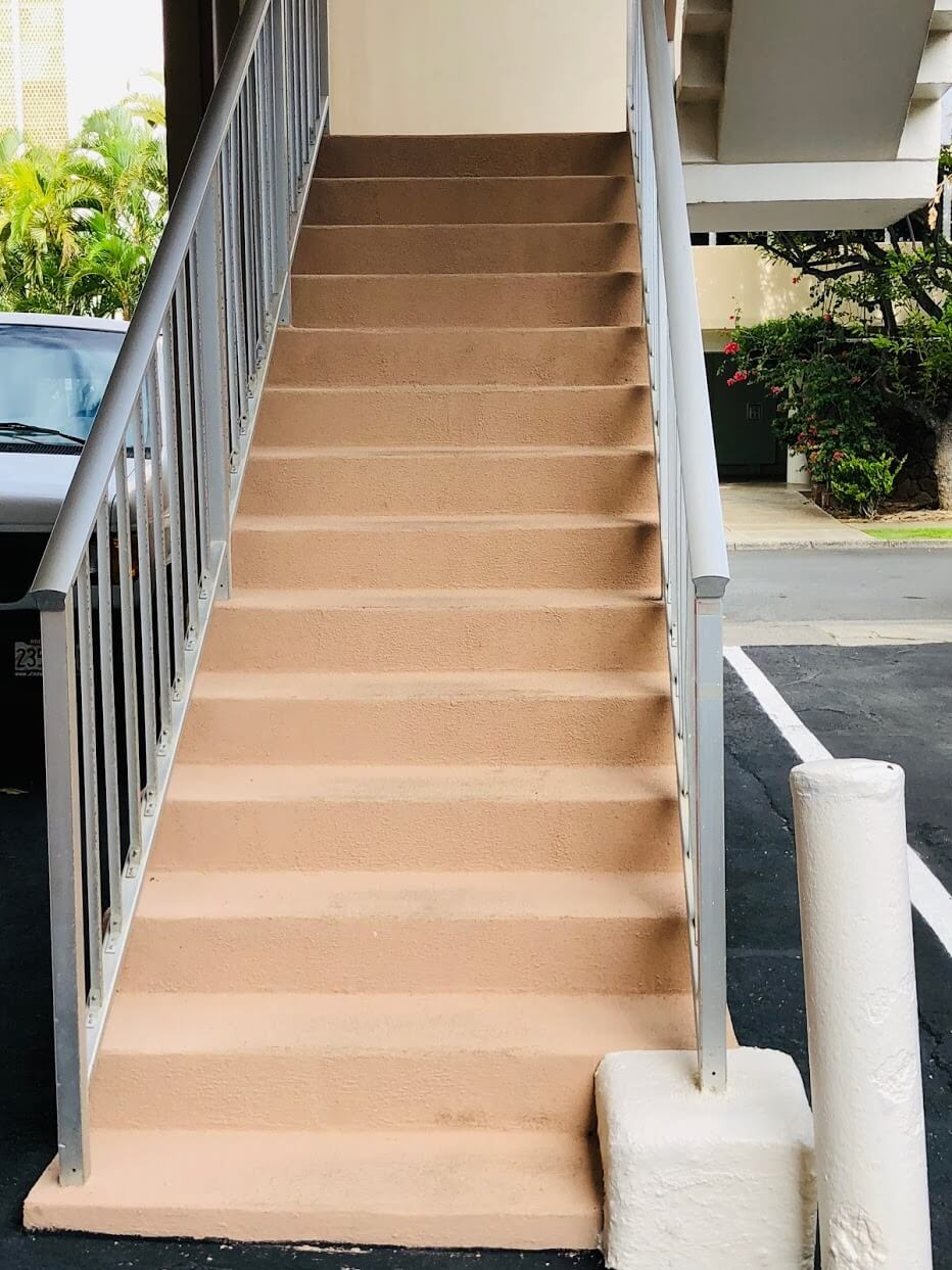 Kainaluの階段