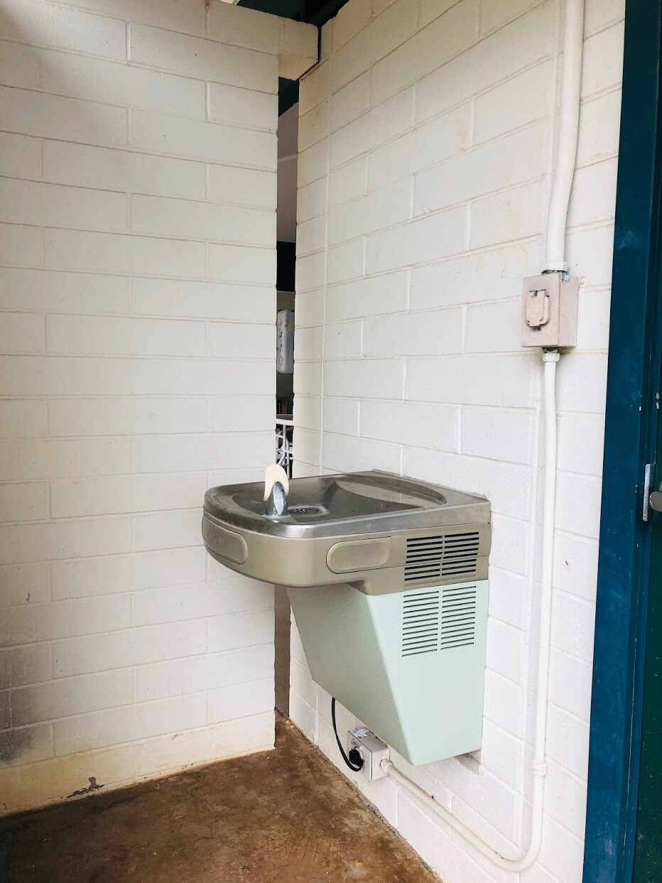 Kalani Iki Estatesの水飲み場