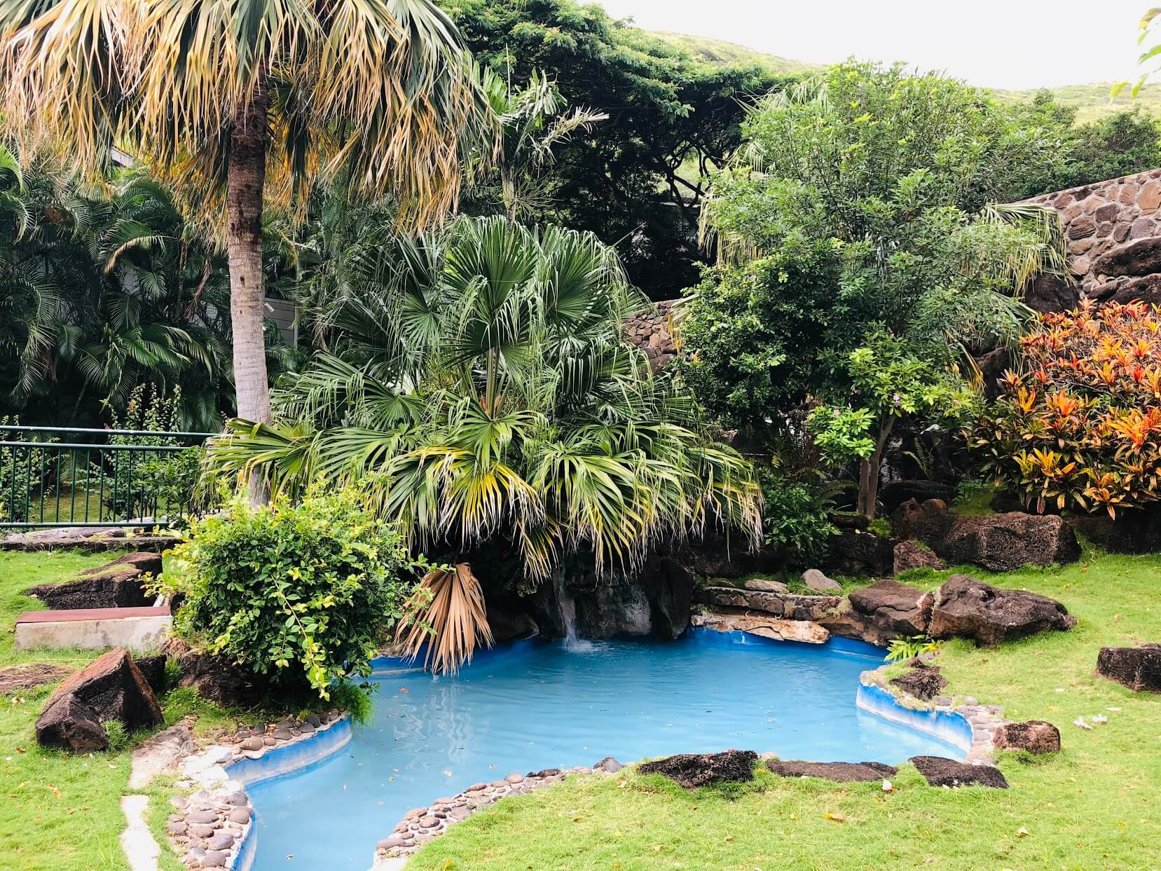 Kalani Iki Estatesのプール