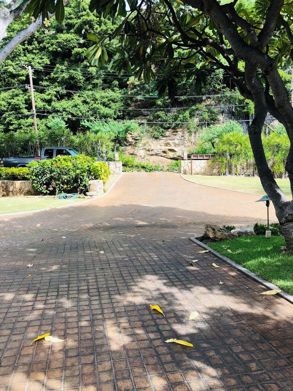 Kuu Makana Diamond Headの敷地