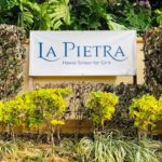 La Pietraの看板