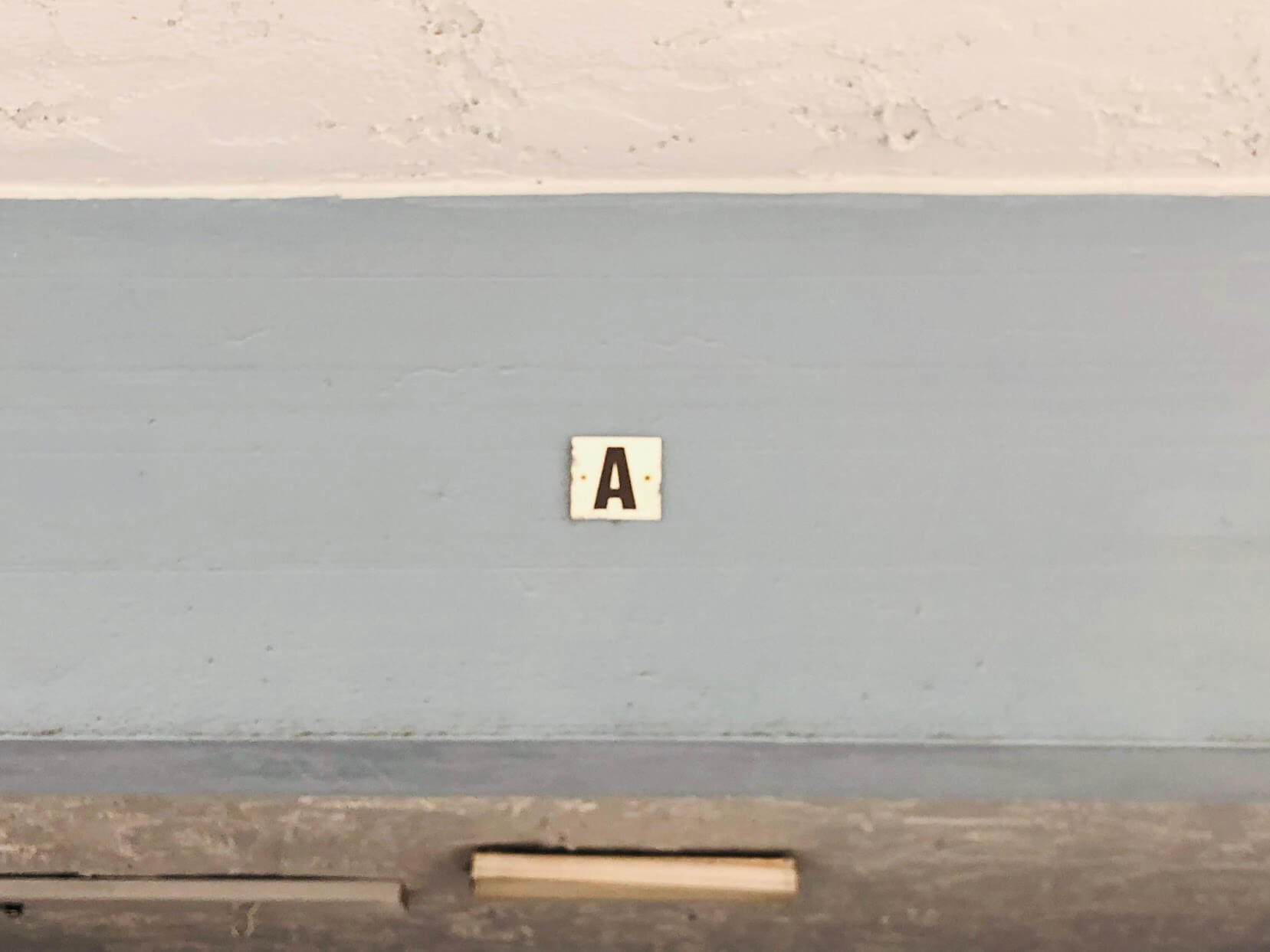 Mariners Villageの看板