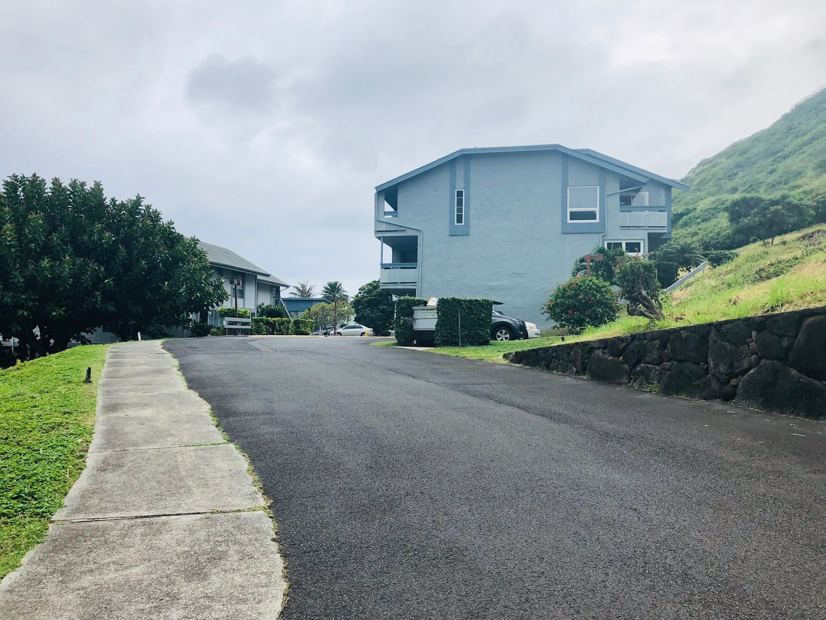 Mariners Villageの外観