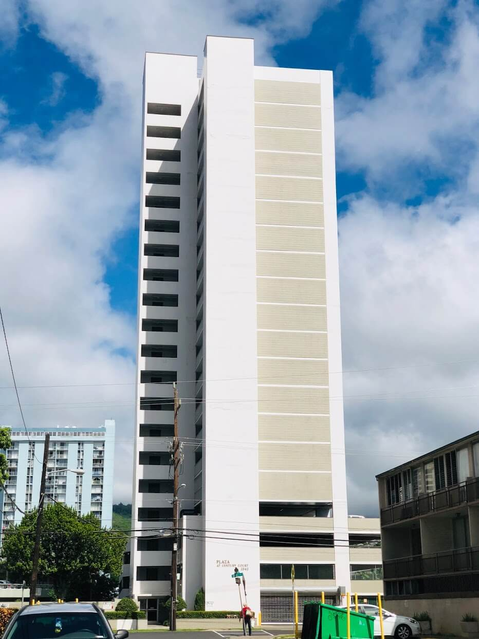 Plaza at Century Courtの外観