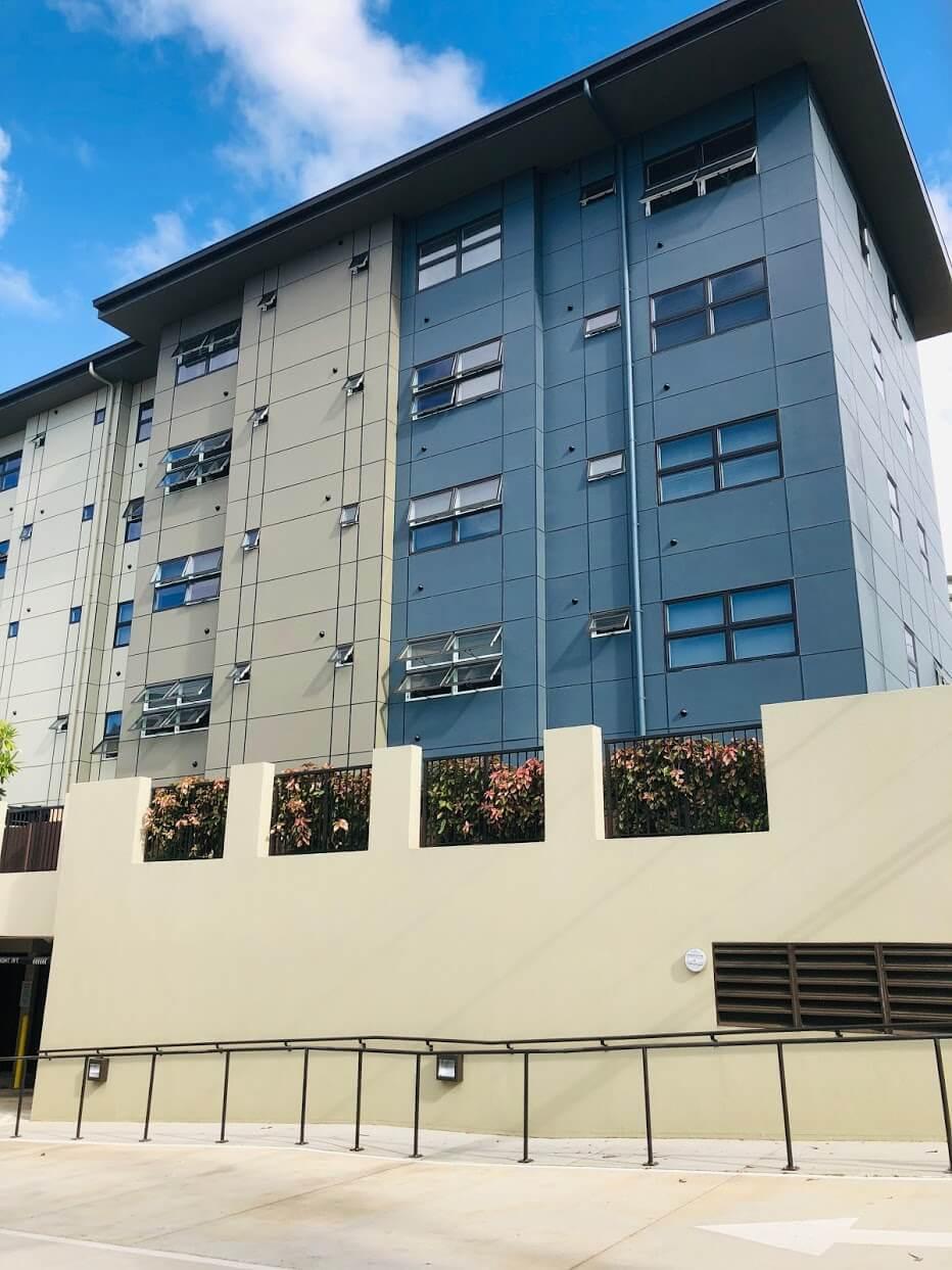 The Residence at Makikiの外観