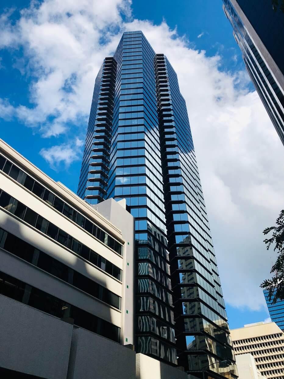 the Executive Centre Hotelの外観