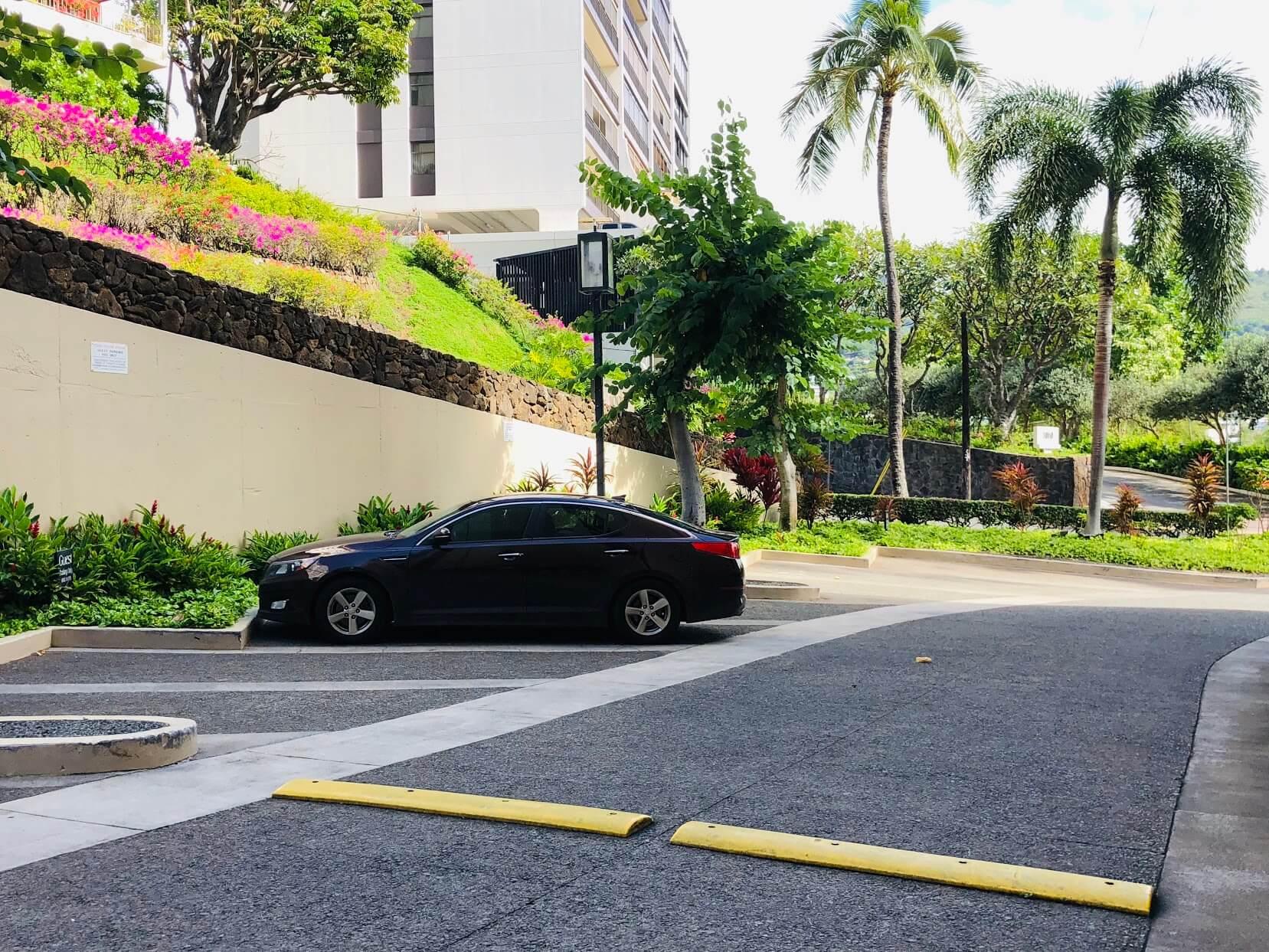 1015 Wilderの駐車場