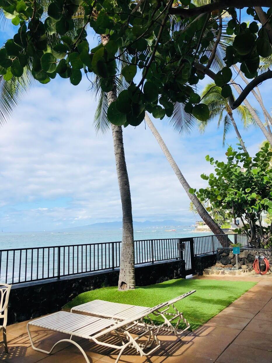 2987 Kalakauaの海