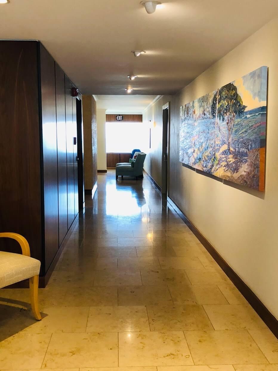3003 Kalakauaの廊下