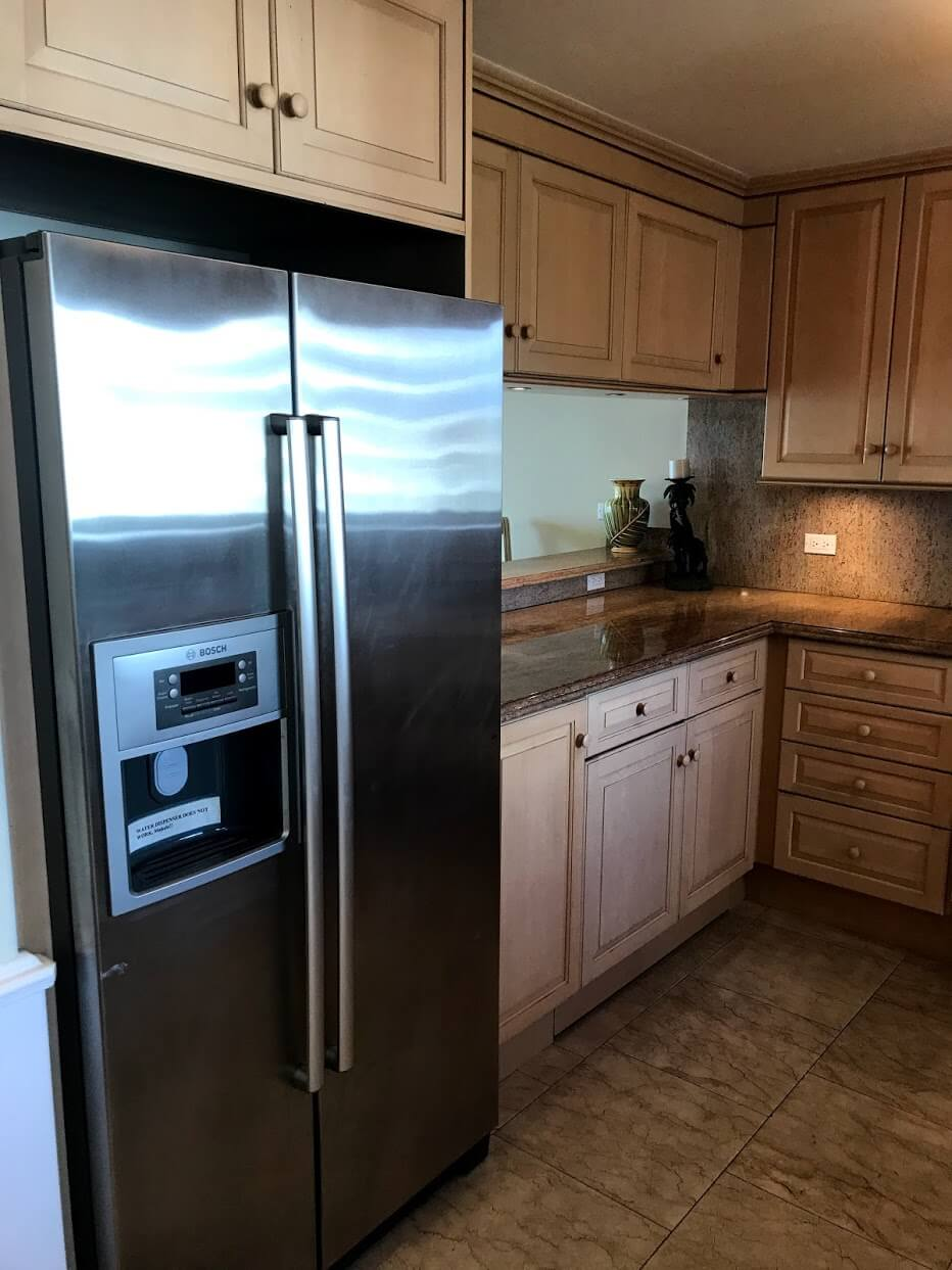 ColonySurfの冷蔵庫
