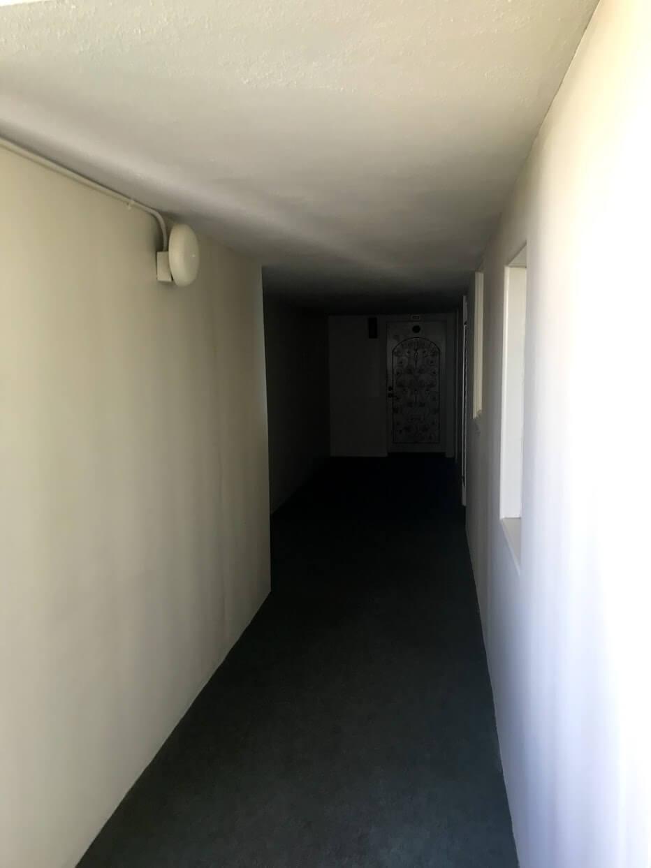 ColonySurfの廊下