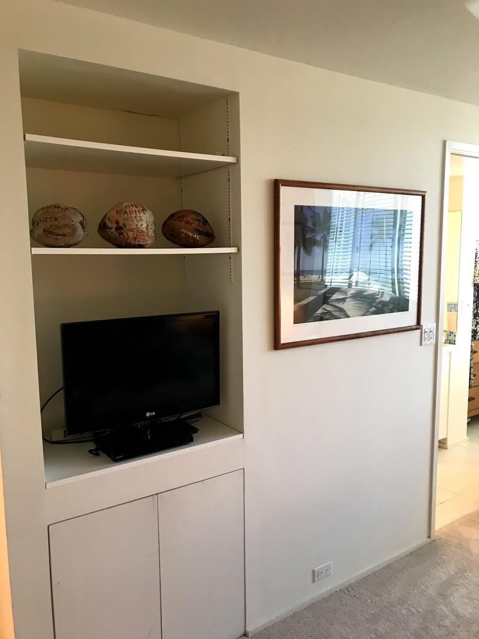Diamond Head Apartmentsのテレビ