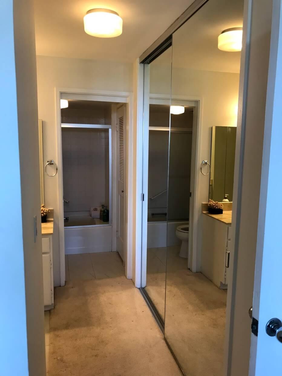 Diamond Head Vistaのバスルーム