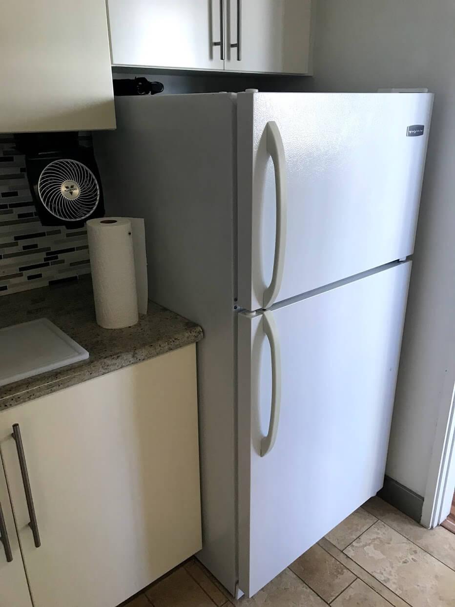 FosterTowerの冷蔵庫