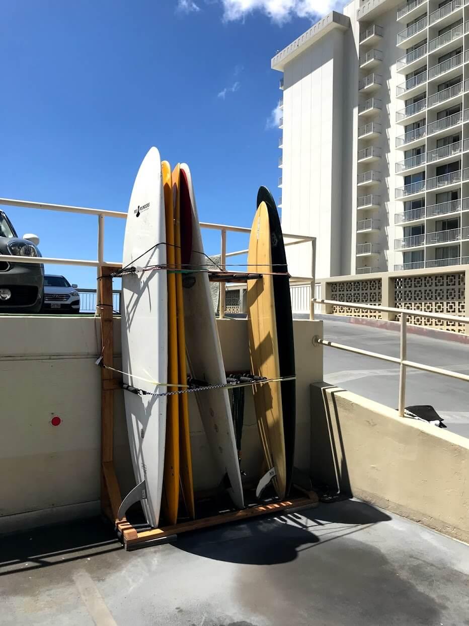FosterTowerのサーフボード