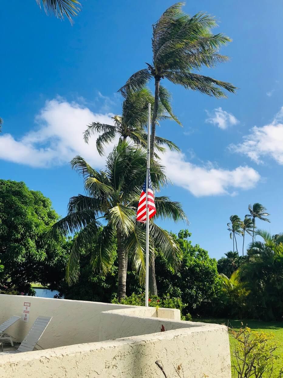 Gateway Peninsulaの国旗