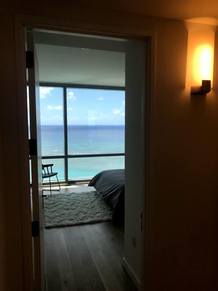Hokuaの寝室