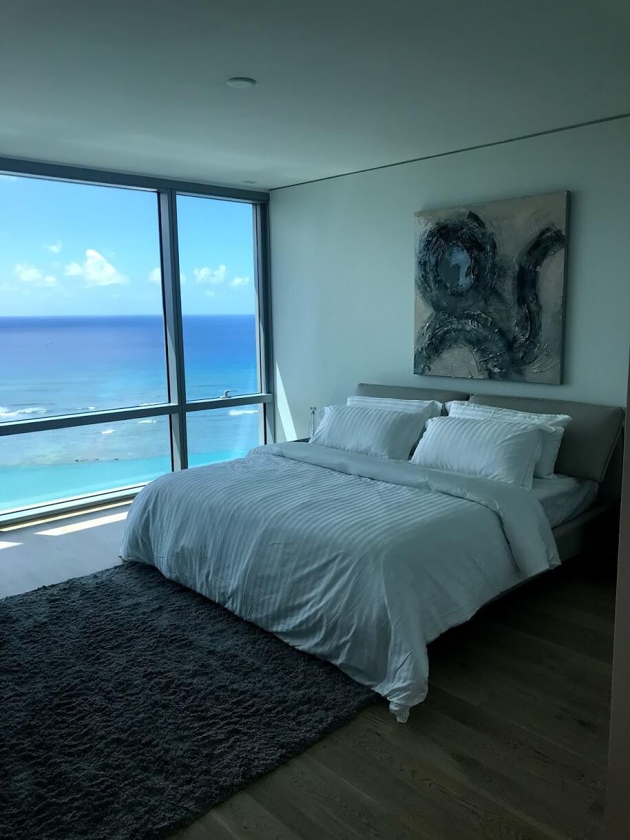 Hokuaのベッド